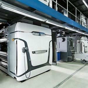Impressora industrial