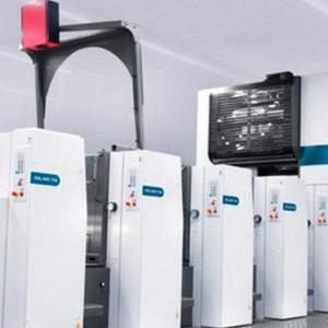 Impressora offset industrial