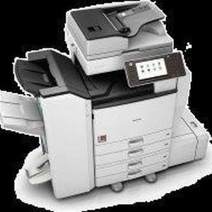Máquinas para copiar documentos